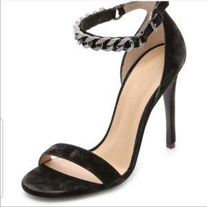 Belstaff chained heels